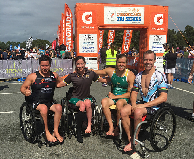 Robina Triathlon Gold Coast 2017